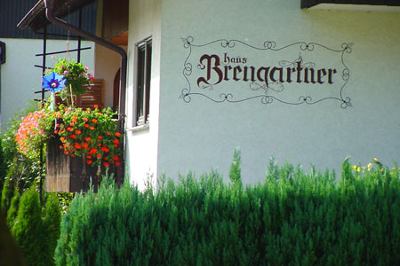 Haus Brengartner - Münstertal